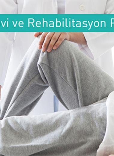 Fiziksel Tıp ve Rehabilitasyon, Poliklinikler