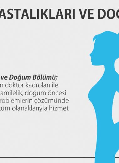 Kadın Hastalıkları ve Doğum, Poliklinikler
