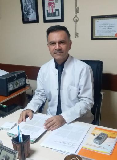 Doç. Dr. Gökhan SÖĞÜTLÜ